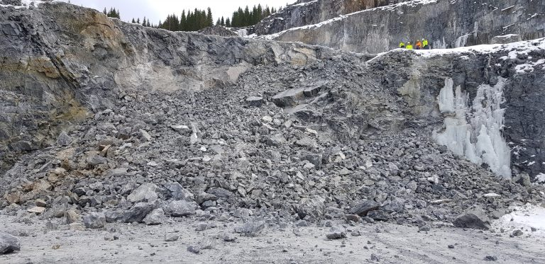 Royex quarrying
