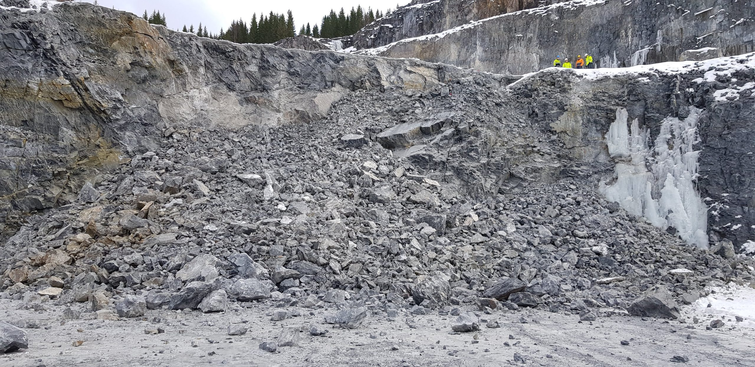 Rock and Stone Quarrying